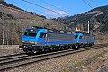 Foto zeigt: Zwei 1822er am Weg nach Klagenfurt