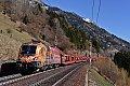 am Foto: Florian zu Josefi: 1016.048 mit Ganzzug beim Einfahrsignal Kolbnitz (Tauernbahn)
