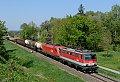 """am Foto: """"Zwei Zweitürer"""": 1142.662 + 1116.033, G 44463, Wildon (Südbahn)"""