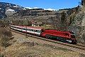 Foto zeigt: ÖBB 1216 in Südtirol
