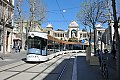 Foto zeigt: Neues von der Straßenbahn in Marseille