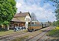 Foto zeigt: Reblaus-Express mit neuer Planlok