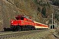 Foto zeigt: Schlierenzug-Highlight bei den Lienzer Südbahn-Tagen