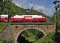 am Foto: 1116.232 Hst. Wolfsbergkogel - Weberkogel-Viadukt (Semmeringbahn)