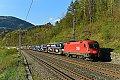 Foto zeigt: 1116.097 Abzw. Gummern 2 - Villach Hbf. (Tauernschleife)