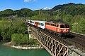 am Foto: Alteisen auf der Giselabahn