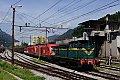 Foto zeigt: SZ 643.014 mit Nahverkehrszug bei Jesenice