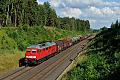 Foto zeigt: Ludmilla bei Niederlamitz (Bahnstrecke Regensburg–Oberkotzau)