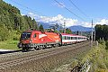 Foto zeigt: Herbstliche Mini-Highlights bei Pusarnitz / Tauernbahn