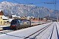 Foto zeigt: Personenverkehr zwischen Villach und Tarvis