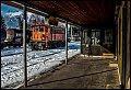 am Foto: 1245.525 beim Überstellen im Bahnhof Trofaiach (Vordernbergbahn)