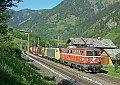 am Foto: 1042.015 + SDL 189.926 Bad Hofgastein (Tauernbahn)