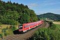 Foto zeigt: RegioSwinger DB 612.093 bei Kulmain in der Oberpfalz / Bayern
