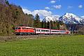 Foto zeigt: 1142.682 mit InterCity bei Roßleithen (Pyhrnbahn), 02.05.2017