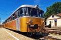 Foto zeigt: Növog 5081.051 & 6581.055 beim Fotohalt in Kritzendorf (Franz Josephs-Bahn), 10.06.2017
