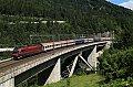 Foto zeigt: railjet 1216 am EC 31