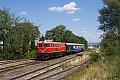 Foto zeigt: Bahn-im-Film 6546.210 nach Mistelbach überstellt