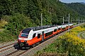 am Foto: ÖBB cityjet 4744.512, alsS1 bei Pernegg (Südbahn), 24.08.2017
