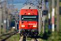 Foto zeigt: 8633.007 Dosto-Steuerwagen vor REX 2115, geschoben von MAV 470.005 (Franz-Josefs-Bahn)