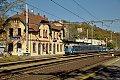 Foto zeigt: ... unterwegs auf Tschechischen Bahnhöfen