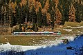 Foto zeigt: 4024.088 Verkehrsverbund Tirol - VVT bei Wolf - Stafflach (Brennerbahn)