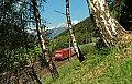 am Foto: DB 101.106, EC 114, Kolbnitz (Tauernbahn)