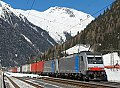 am Foto: Railpool 186.290 + 186.286 (Tauernbahn)