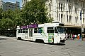 Foto zeigt: Straßenbahn in Melbourne – Teil 2 & Schluß