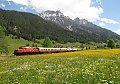 Foto zeigt: 1020.018 Hochfilzen (Giselabahn)