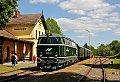 Foto zeigt: Reblaus-Express mit 2043 und 2050