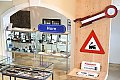Foto zeigt: Ausstellung 125 Jahre Kamptalbahn im Jahr 2014