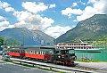 Foto zeigt: 125 Jahre Achenseebahn