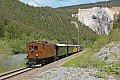 Foto zeigt: 125 Jahre Rhätische Bahn