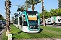 Foto zeigt: 10 Jahre Straßenbahn in Barcelona