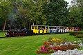 Foto zeigt: 50 Jahre Donauparkbahn - Dampfbetrieb zum Jubiläum