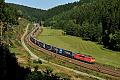 Foto zeigt: 151.161, 42244, Kohlmühle (Frankenwaldbahn), 17.09.2014