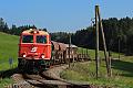 Foto zeigt: 2043.005, 91136, Kleinzell (Mühlkreisbahn), 06.09.2014