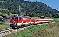 Foto zeigt:2043.038, R 4809, Kötschach-Mauthen (Gailtalbahn), 19.09.2003