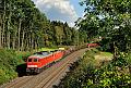 Foto zeigt: Ludmilla vor DB 152 bei Lenau