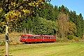 Foto zeigt: DB 798.731 + DB 998.744 Rieblich (Rodachtalbahn - Deutschland)