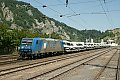 Foto zeigt: LTE 185.529, G 47889, Peggau-Deutschfeistritz (Südbahn), 07.06.2014