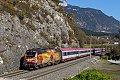 Foto zeigt: Wagner-Verdi-Lok 1216.019, EC 85, Jenbach (Inntalstrecke), 02.11.2014