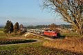 Foto zeigt: DB 232.285 bei Ramlesreuth