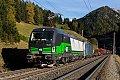 Foto zeigt: Vectron Tandem auf der Brennerbahn