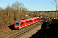 am Foto: DB 612.654, RE 5286, Haidenaab, 13.1.2015