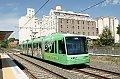 Foto zeigt: Straßenbahn (Light Rail) in Sydney (Australien)