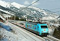 am Foto: DB 101.102, EC 114, Angertal (Tauernbahn)