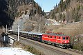 Foto zeigt: 1010.003, SLp 14406, Klammstein (Tauernbahn), 08.03.2015
