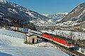 Foto zeigt: Beide Brenner-Unfallloks wieder im Einsatz