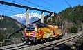 am Foto: 1216.019 - Wagner-Verdi-Lok, Patsch (Brennerbahn), 31.03.2014